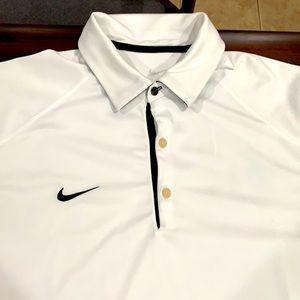 Nike Dri Fit  Polo Shirt..